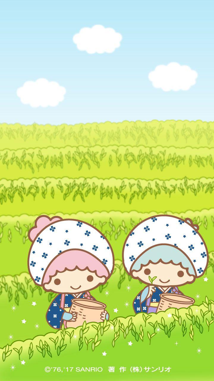 キキとララ☆星のお茶会| サンリオ 2017/05/08 ts_720_1280_20170508.jpg (JPEG 画像, 720x1280 px)   Android ロック画面用