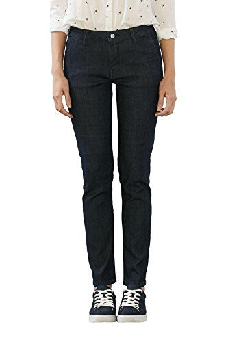edc by ESPRIT Women's 027cc1b034 Jeans, Blue (Blue Rinse)... https://www.amazon.co.uk/dp/B01MXQZLFG/ref=cm_sw_r_pi_dp_x_9bGbzbYT26BEK