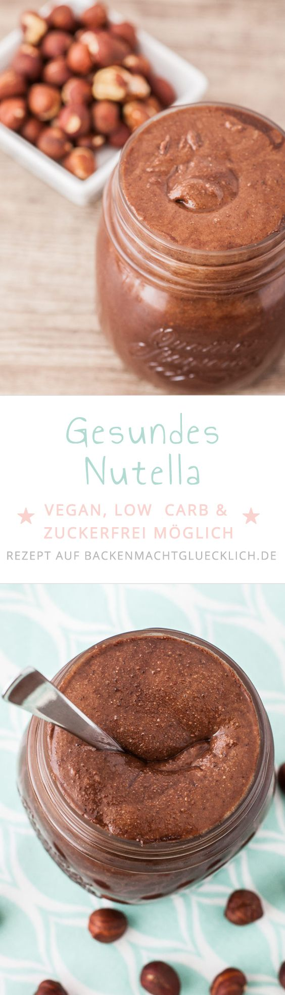 Selbstgemachtes Nutella