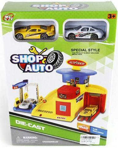 Shantou Gepai Автомагазин