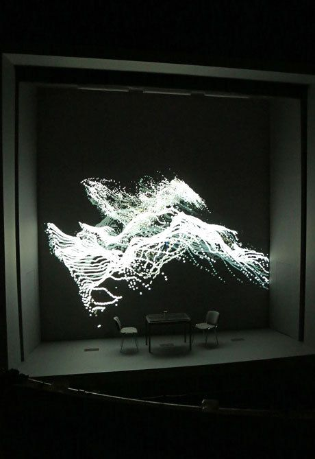 The Nether. Scenic design by Es Devlin.