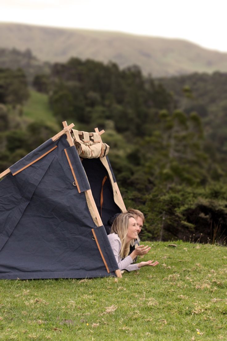 Under Cover Camper - Two Person Canvas Tent