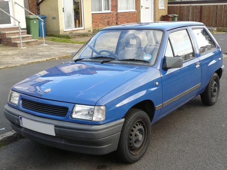 Good old vauxhall nova opel pinterest auto wheels for Garage opel nice