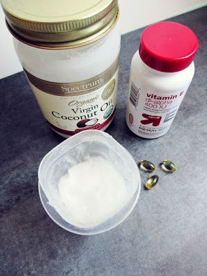 Thrifty and Fabulous Accessories: DIY All Natural Face Moisturizer