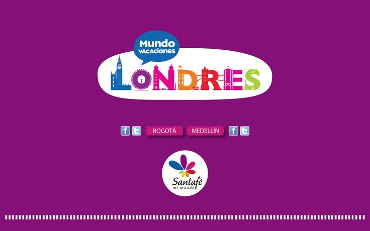 Mundo Londres Centro Comercial Santafé Medellin