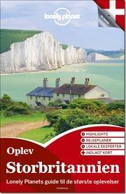 Oplev Storbritanien (Lonely Planet) af Lonely Planet, ISBN 9788771480160