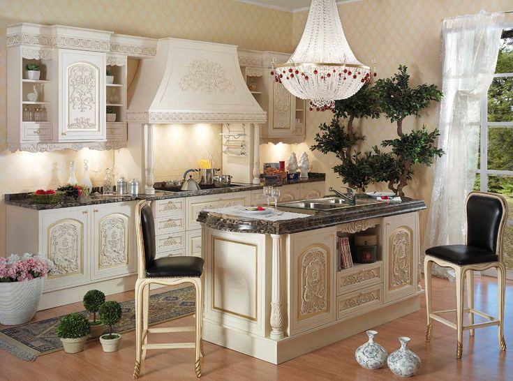 25 best ideas about italian style kitchens on pinterest for Italian inspired kitchen designs