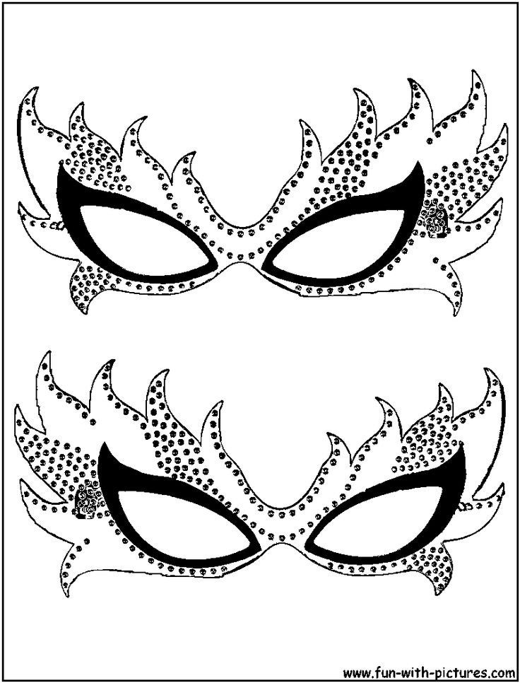 Best 25 Masquerade Mask Template Ideas On Pinterest Diy Lace