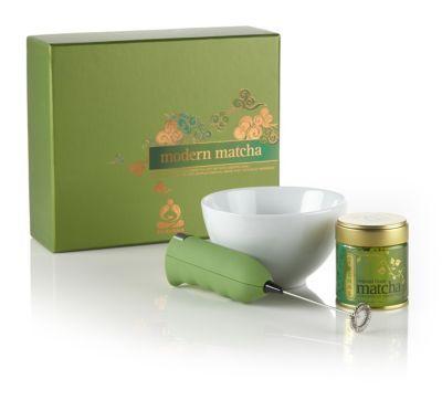 Modern Matcha Tea Gift Set - WANT!!! LOVE!!!