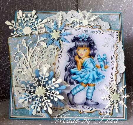Noor! Design Winter Wishes door Thea Bouland