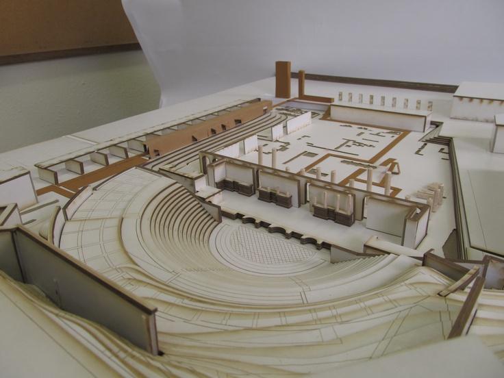 Escuela Técnica Superior de Arquitectura. Fin de Carrera