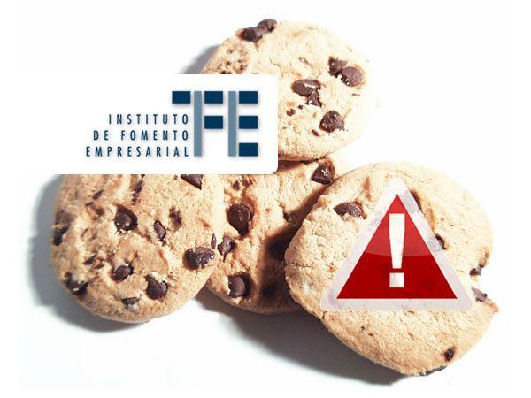"""¿Cumple su empresa con la nueva normativa de cookies? http://www.imadvisory.es/ultimas-noticias/cumple-su-empresa-con-la-nueva-normativa-de-cookies La conferencia """"Nueva regulación de las cookies"""", organizada por el Instituto de Fomento Empresarial (#IFE), tendrá lugar el martes, 12 Noviembre de 2013, en el Club Financiero Génova de Madrid. #cookies"""