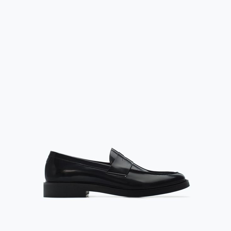 Zara | MOCASSINS CUIR EDITION