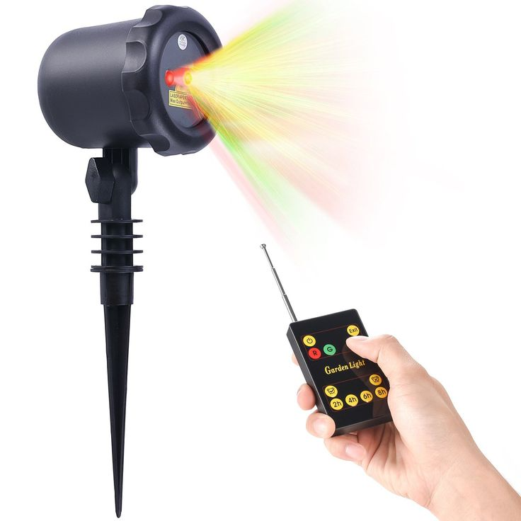Best Laser Christmas Light with RF Remote Control Review