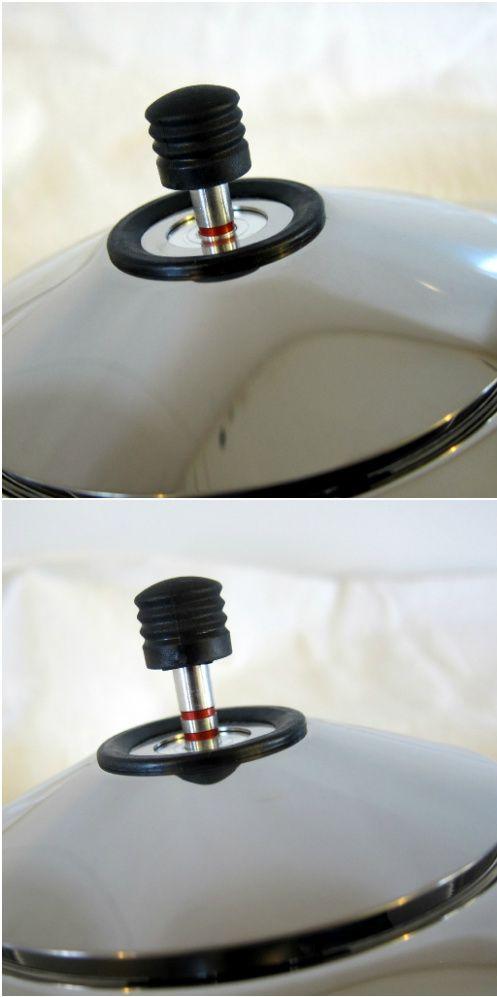 Pressure Cooker Review: Kuhn Rikon Duromatic   hip pressure cooking