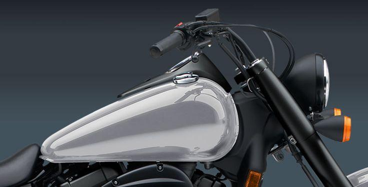 2016 Shadow Phantom Overview - Honda Powersports