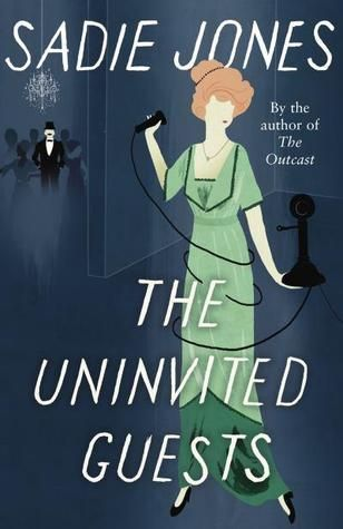 The Uninvited Guests by Sadie Jones. i read this because i needed a Downton Abbey fix. it's a little bit Downton with a twist of Twilight Zone. 3 stars. books read 2012. novel