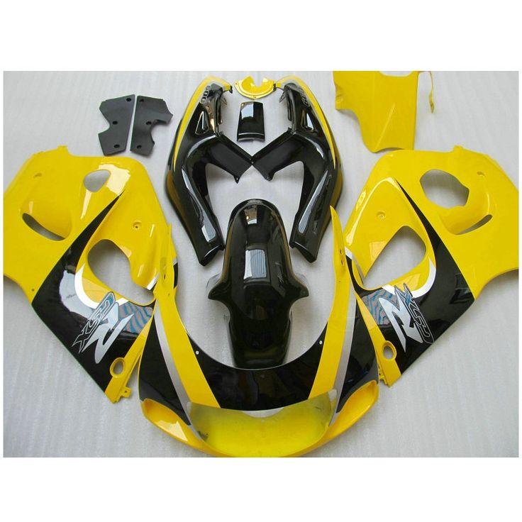 330.00$  Watch here - http://alixi8.shopchina.info/1/go.php?t=32596829494 - Hot sale Fairing kit fit for SUZUKI GSXR600 GSXR750 1996-2000 fairings set GSX-R 600/750 96-00 yellow black bodykits FF34  #bestbuy