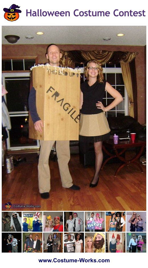 Homemade Costumes for Couples - a huge gallery of homemade Halloween costumes! via @costume_works