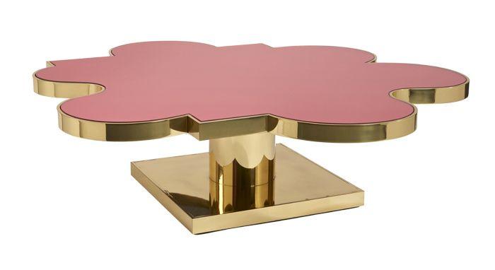 Le goût français La table nuage Archéa (Galerie Avant- Scène) dessinée par…