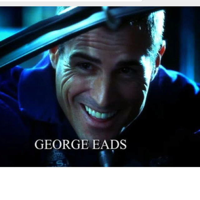 George Eads I think so!! :D