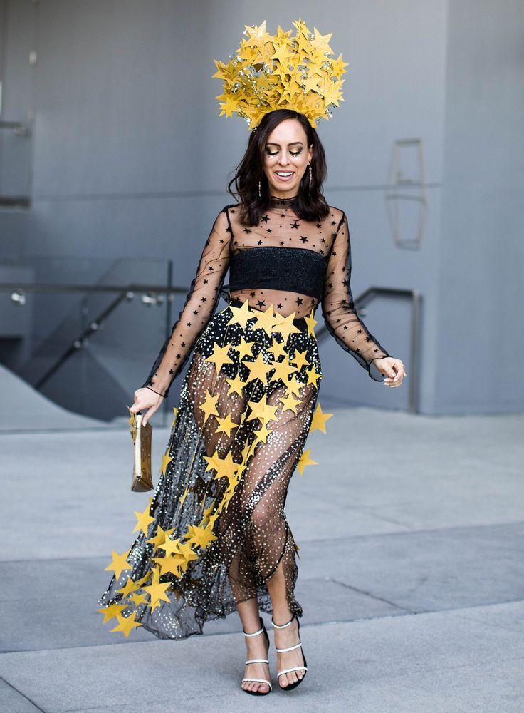 The fashion blogger Sydne Summer from Los Angeles …