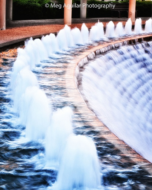 Corpus Christi, TX The Water Garden