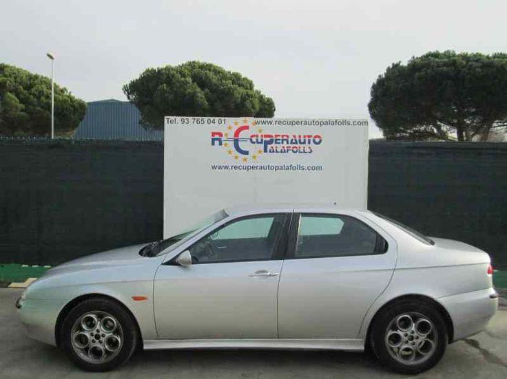 ALFA ROMEO 156 (116) 1.6 T.Spark Progression   (120 CV)     11.97 - 12.03