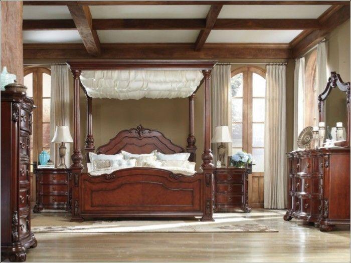 135 Best Ashleyu0027s Bedroom Furniture Sets. Four Poster ...