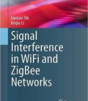 Signal Interference In Wifi And Zigbee Networks PDF