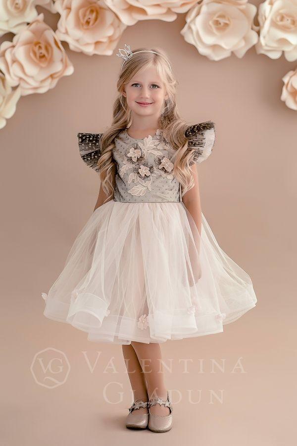 3710328a8c41f9a оригинальное дизайнерское детское нарядное платье | Детская ...