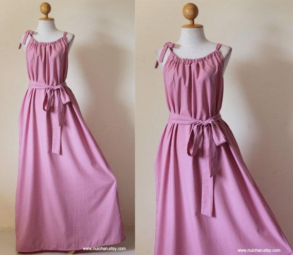 Looks like an adult pillowcase dress with a tie & 26 best Adult Pillowcase Dress images on Pinterest | Pillowcase ... pillowsntoast.com