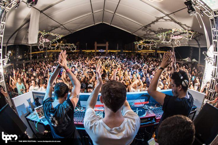 14 themes that ruled BPM Festival 2015