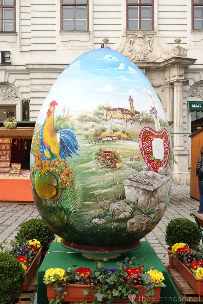 Huge painted easter egg http://bit.ly/1D6H3QY