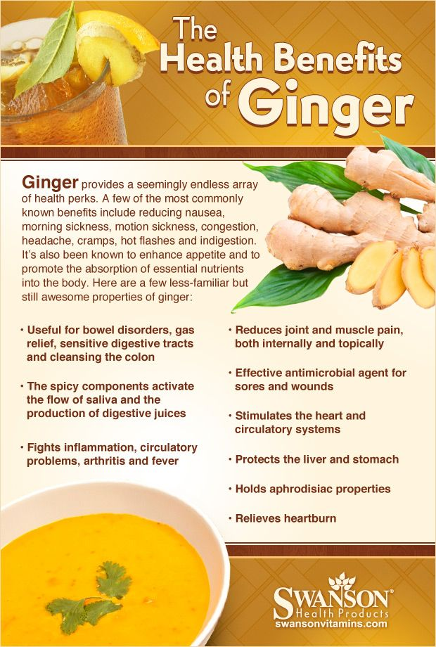 10 Health Benefits of Ginger | Eat This!