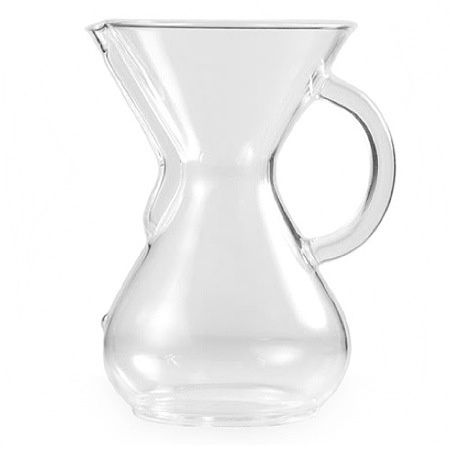 CHEMEX「Glass Handle」Coffeemaker / 6 Cup