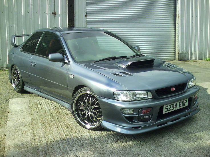 Subaru Impreza WR-X Type R Coupe