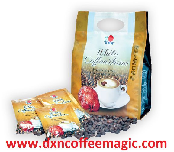 New DXN Ganoderma coffee product for the lovers of capuccino! What is Ganoderma? Read on here: http://www.dxncoffeemagic.com/ganoderma