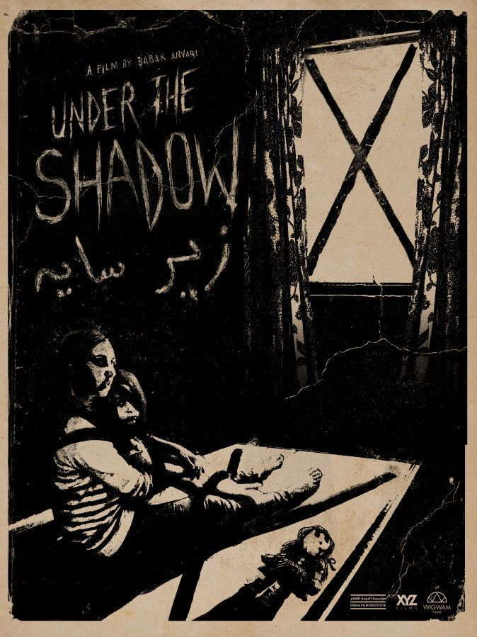 Under the Shadow 2016 Movie Review