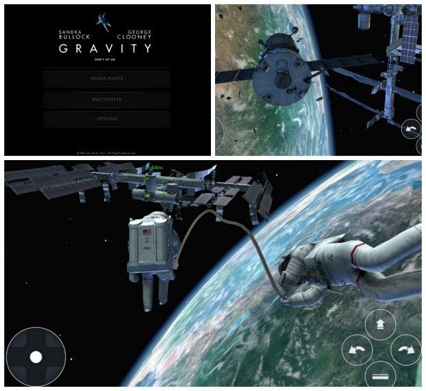 L'advergaming està de moda. Heu vist aquest per promocionar la pel·lícula Gravity? És tracta d'un joc-app per Android.