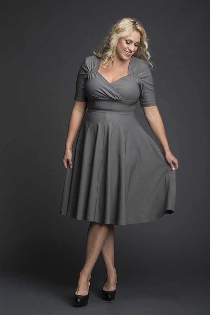 14a445b0f68 13 Plus Size Dresses That Perfectly Fits Your Personalized Body  Measurement. http