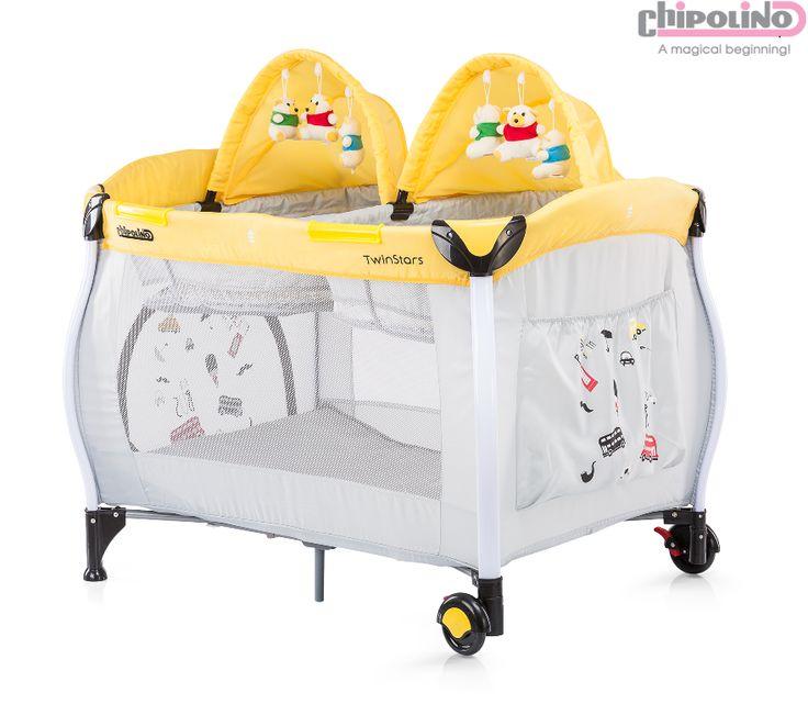 Chipolino Twin Stars Lemon Oyun Parkı #bebek #alışveriş #indirim #trendylodi #bebekodası #mobilya #dekorasyon #evdekorasyon #anne #baba