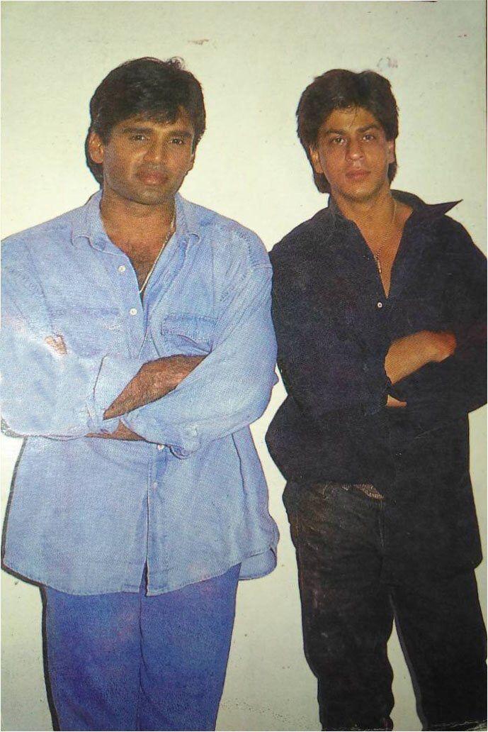 Image result for shahrukh karan 90s