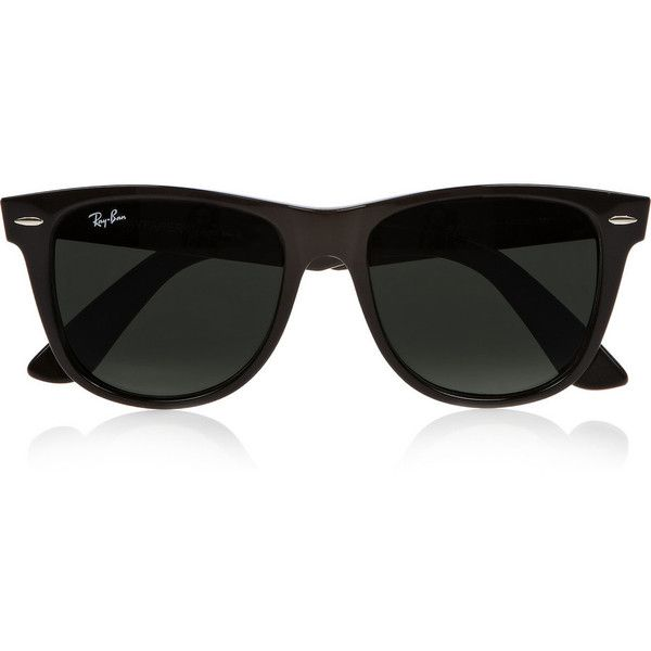 ray ban wayfarer sunglasses wholesale  ray ban wayfarer acetate sunglasses (?120) found on polyvore