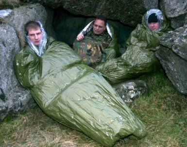 A Survival Blanket Can Save Your Life, Are You Covered? - PrepHappy.com