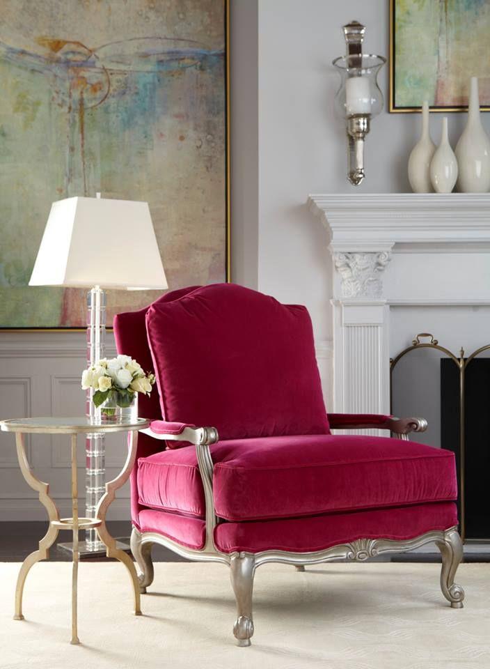 furniture-meubles: Ethan Allen Furniture. Feminine Cultivation.