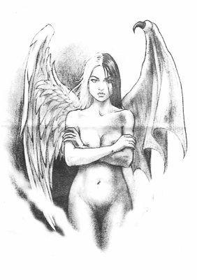 Angel #Tattoo