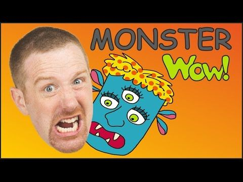 Monster for children