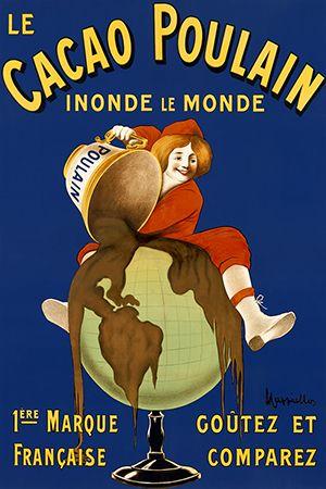 Vintage advertising posters...reépinglé par Maurie Daboux ◡ً❤