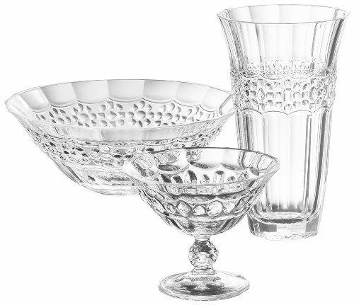 292 best cristal images on pinterest vases glass vase for Arc decoration arques